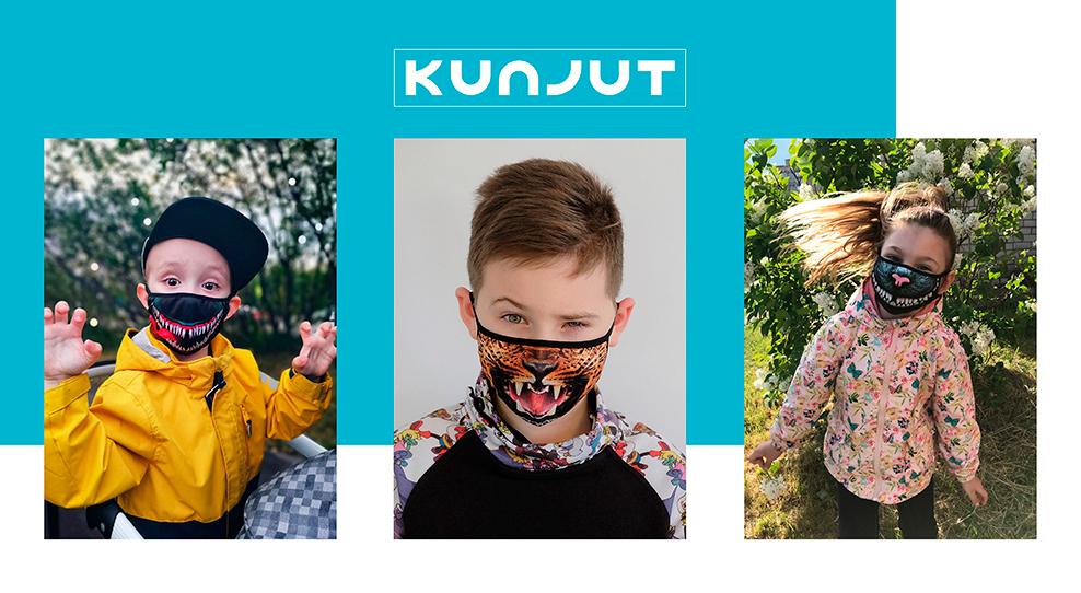 Как научить ребенка носить маску