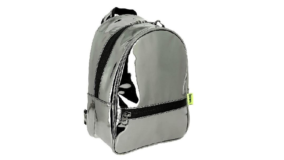 Голографический рюкзак Molly Chrome