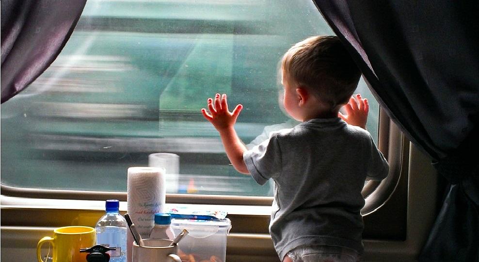 Путешествия с детьми — легко!