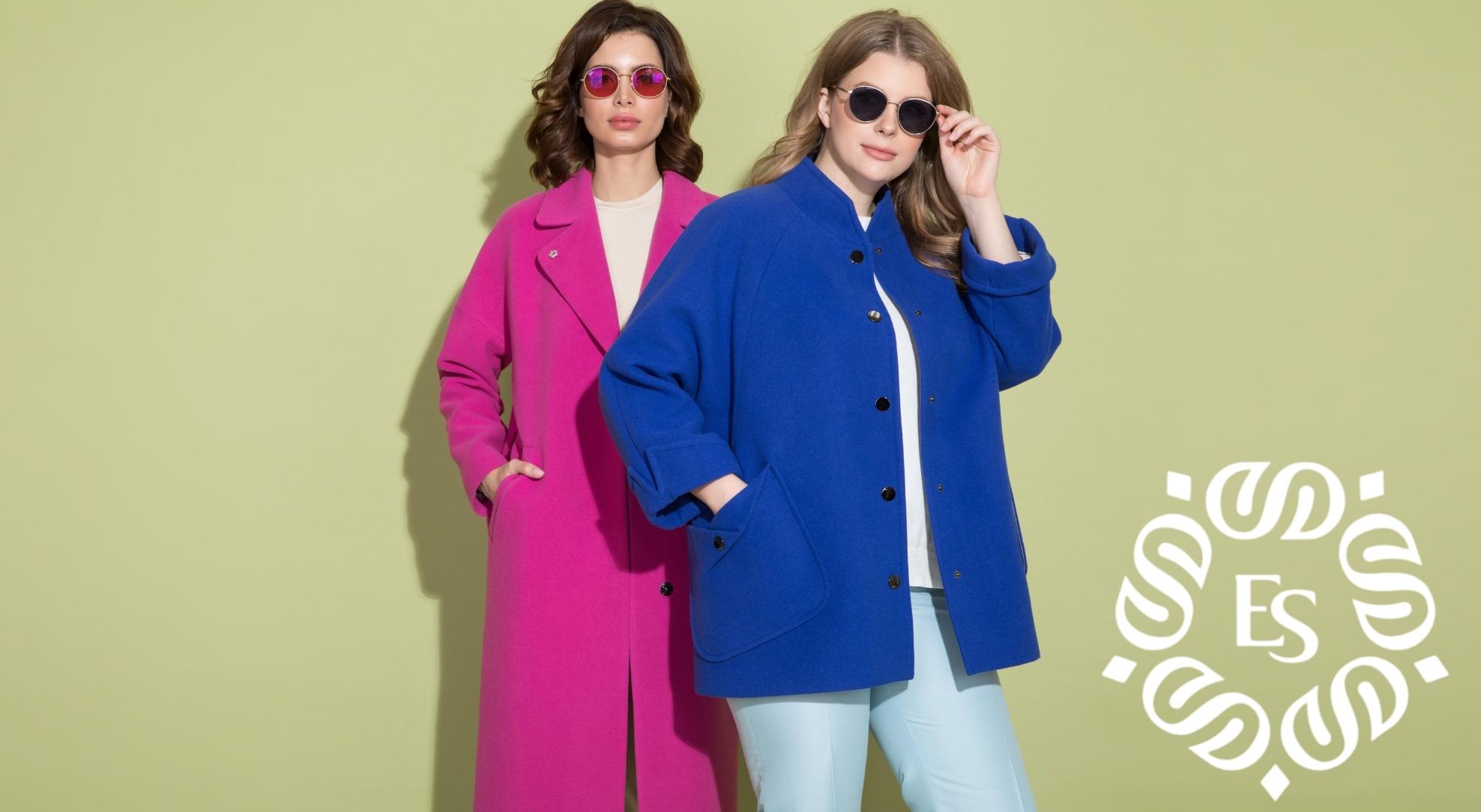 Самые яркие женские пальто этой весны