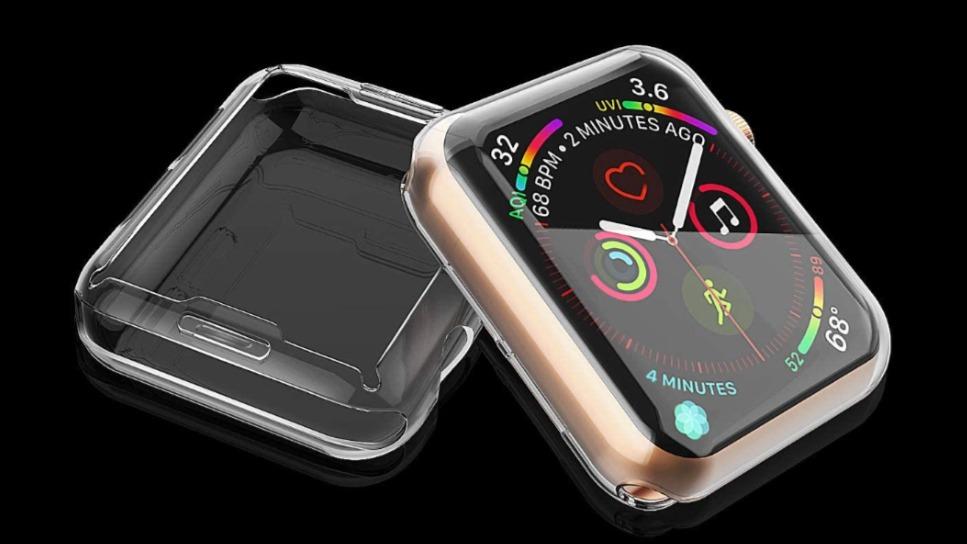 Luckroute. Чехол для умных смарт часов Apple Watch