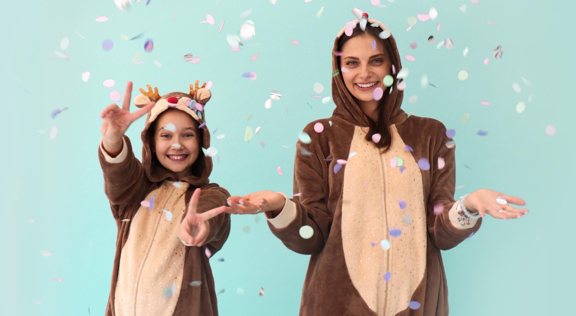 Новые обстоятельства, новые тенденции, теперь кигуруми - не просто пижама.