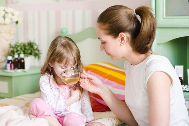 Бузина против простуды и гриппа