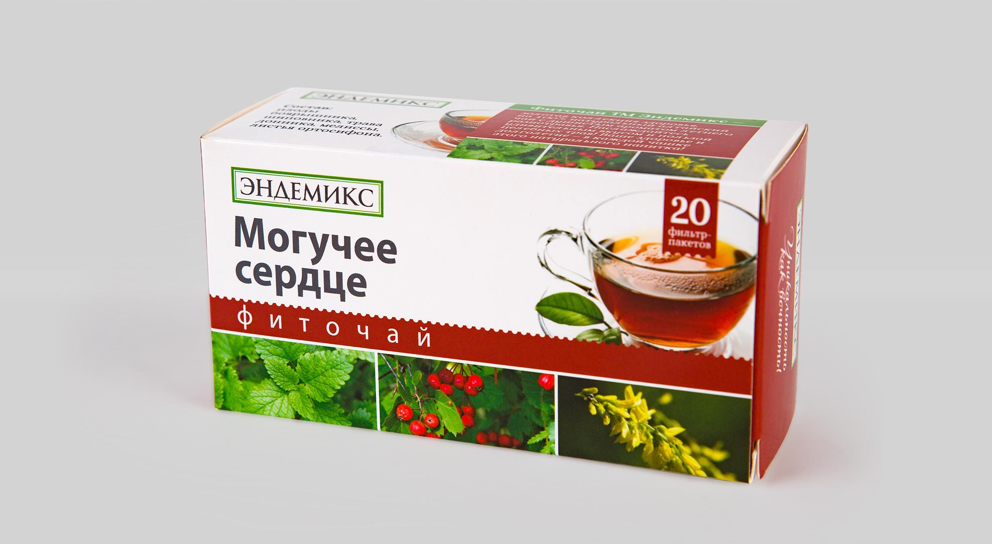 Алтайский чай для укрепления сердца и сосудов!