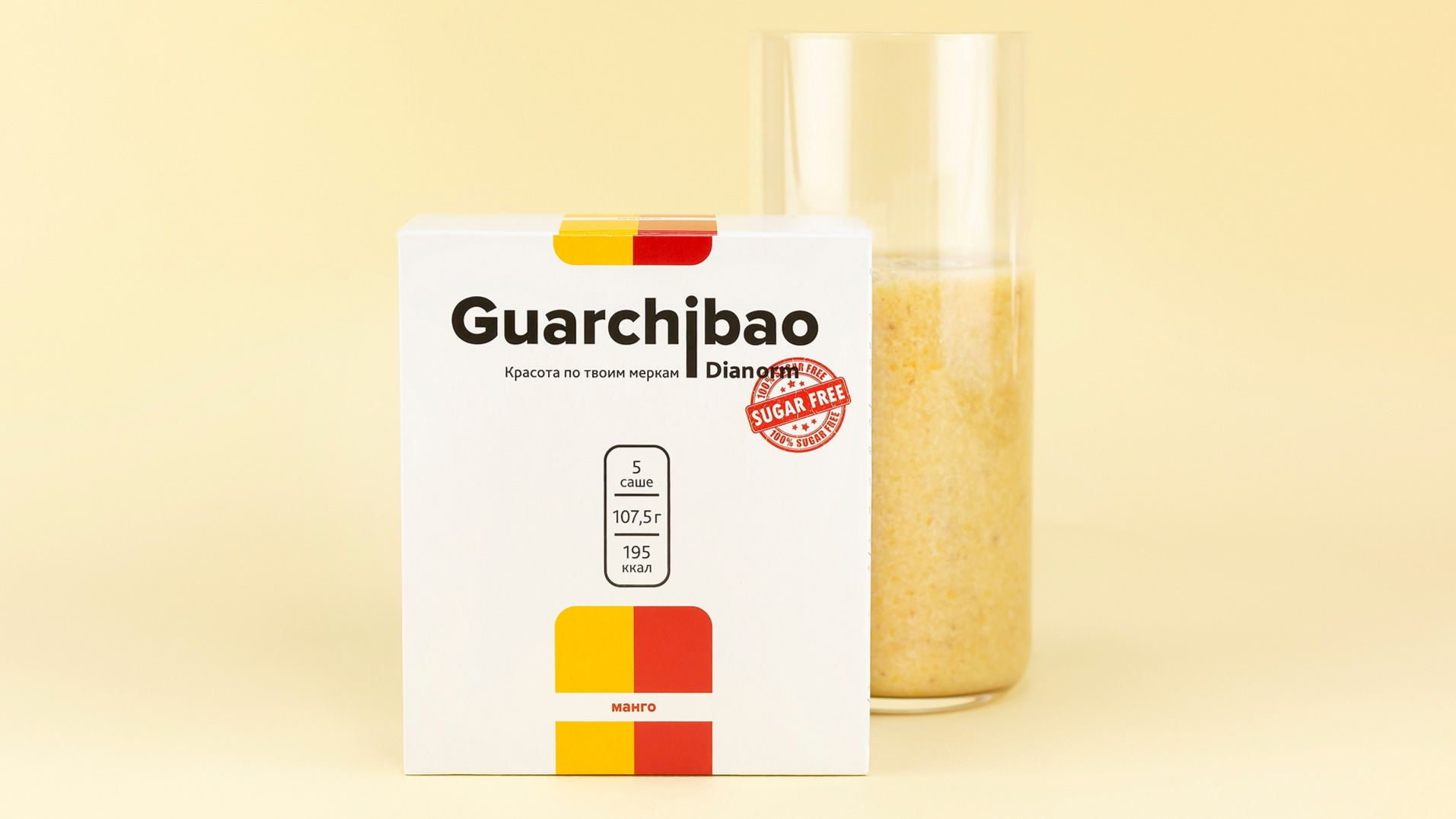 Guarchibao Dianorm против диабета