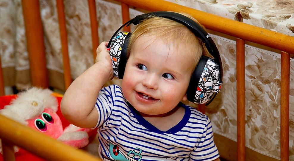 Дети и шум