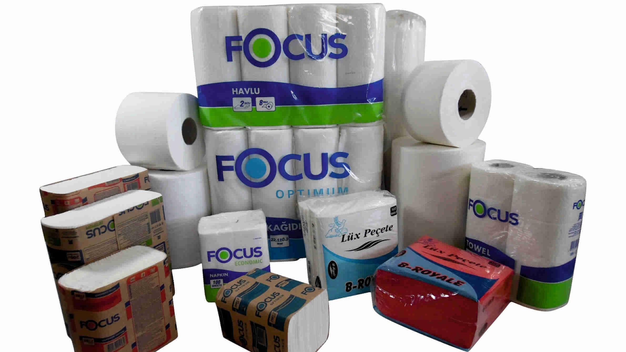 FOCUS бумажная продукция