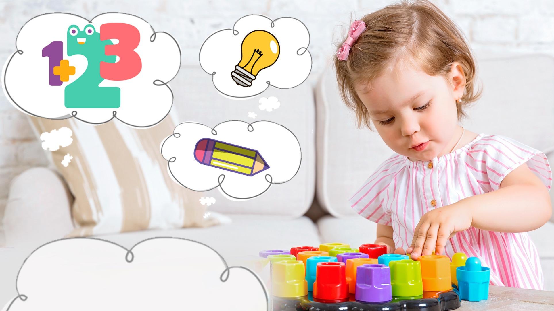 Как научить малыша эффективно думать? Проверенные способы для дошкольников.