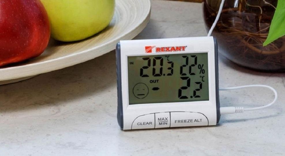 Подготовка к отопительному сезону: выбираем метеостанцию/термогигрометр.
