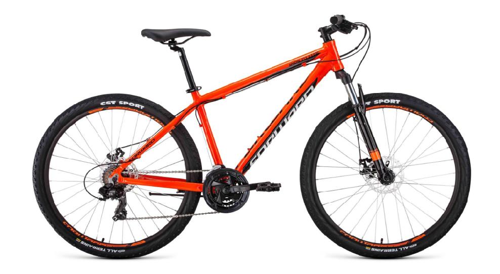 Forward Apache 2.0 - алюминиевый велосипед за разумные деньги