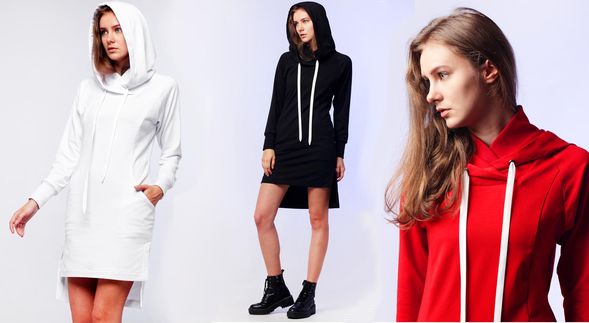 Практичность, стиль, функциональность и комфорт - возможно ли для платья?