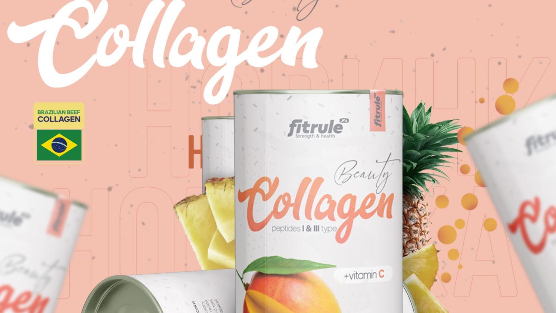 Beauty Collagen от FitRule: вкусная забота о красоте и здоровье