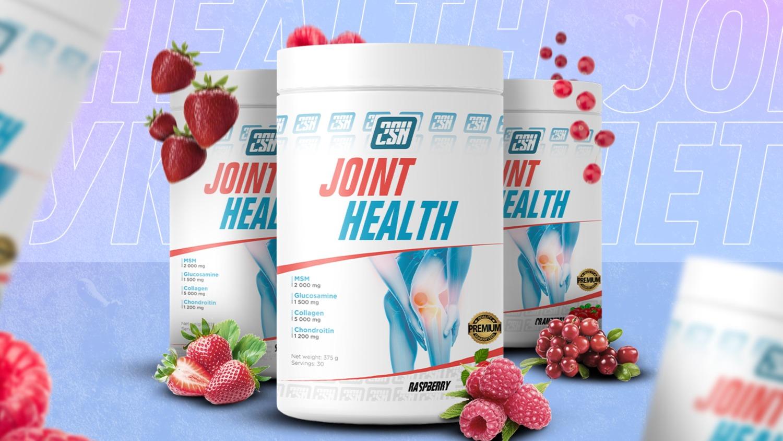 Joint Health от 2SN: лучший помощник в борьбе за здоровые суставы и связки