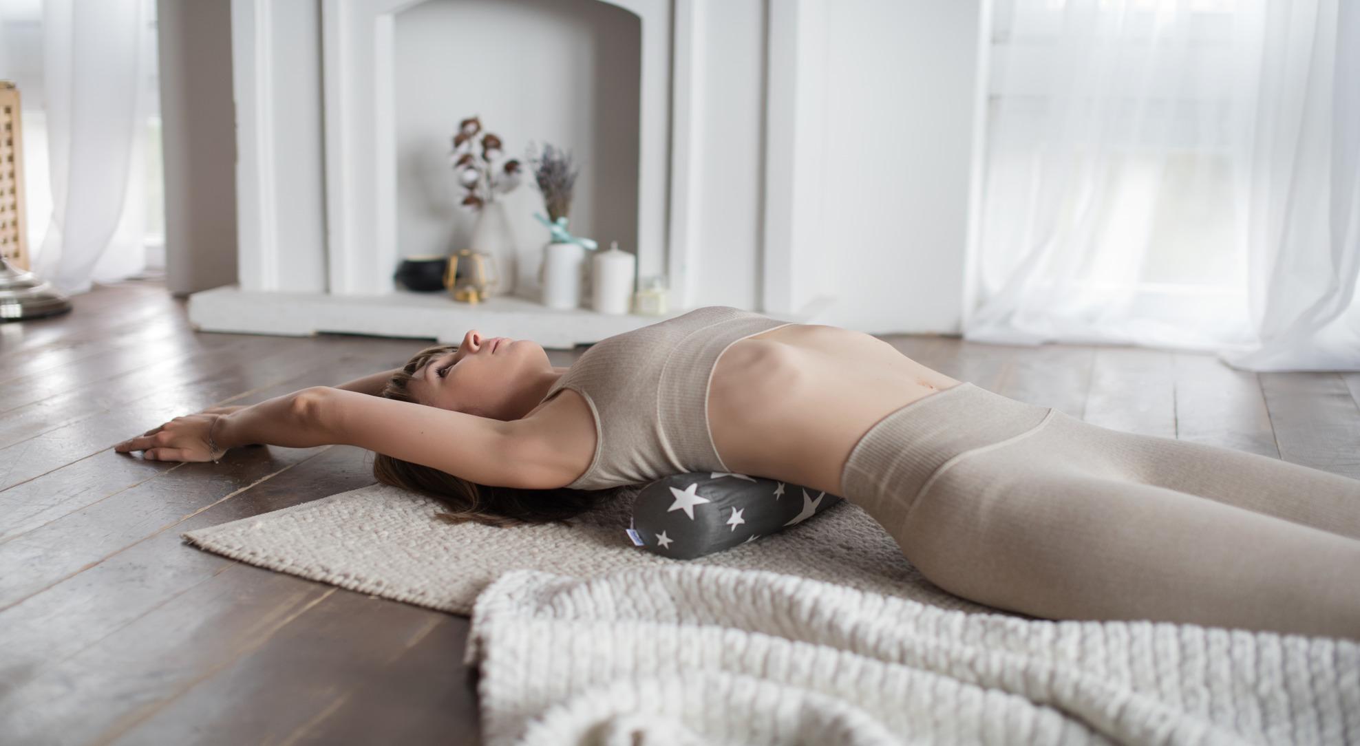 Здоровая спина за 5 минут в день
