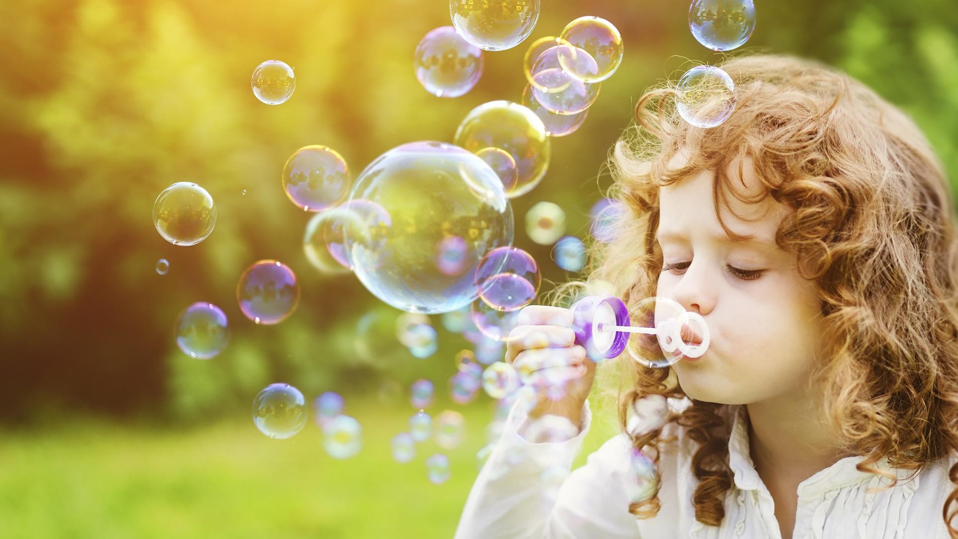 Пузыри – бесконечное веселье!