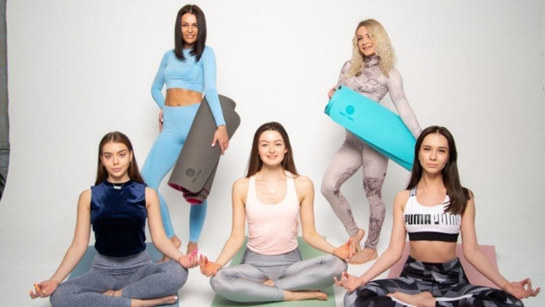Топ 10 асан йоги для начинающих