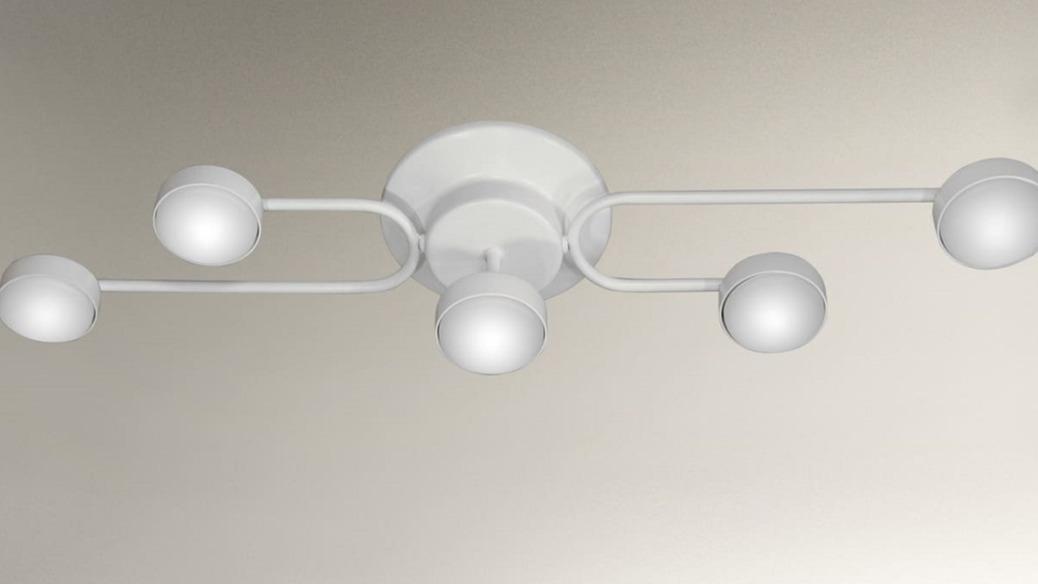 Современные светодиодные светильники для дома потолочные