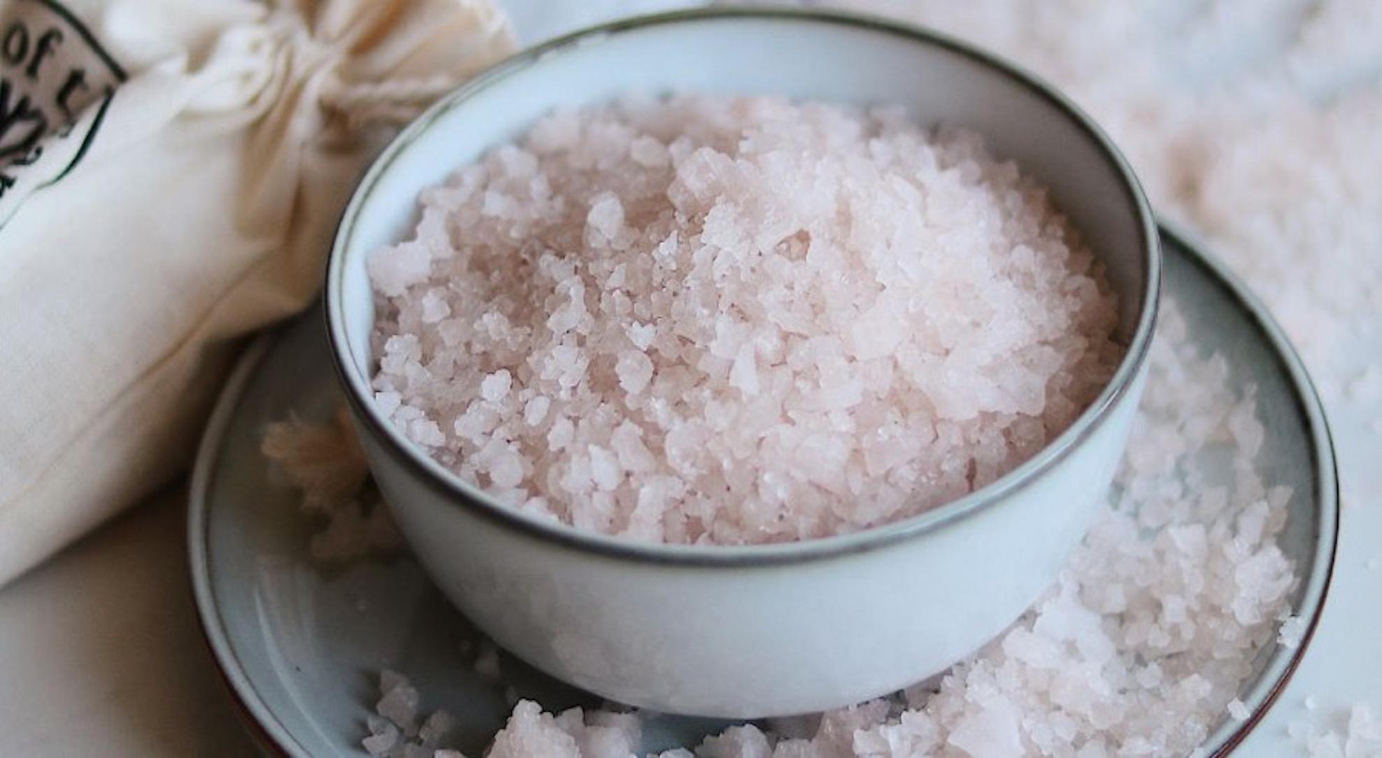 Живая соль - живая энергия!