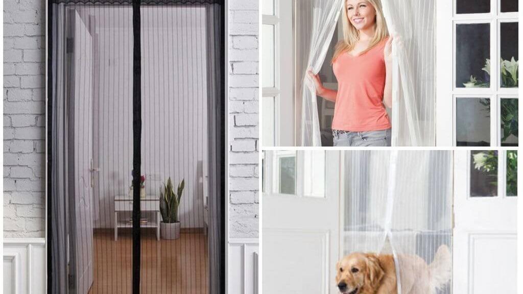 Какая дверь с магнитным экраном лучше всего на лето?