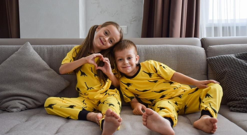Детская одежда для дома и сна