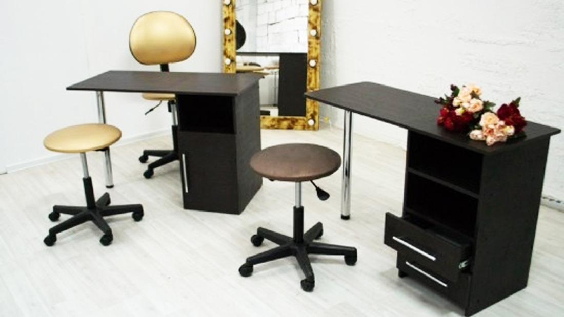 Мебель в beauty-уголок