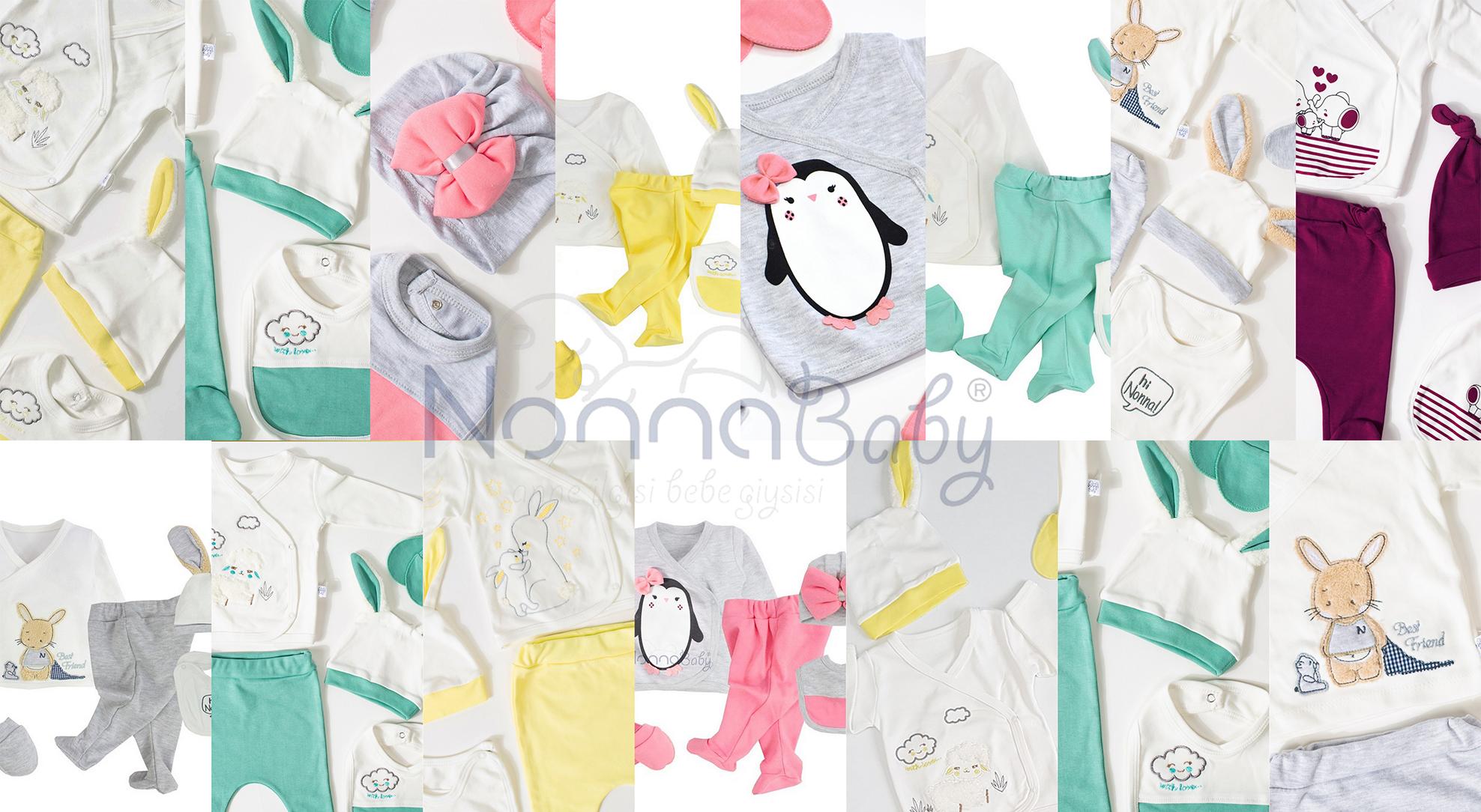 Костюмы и комплекты для новорожденных