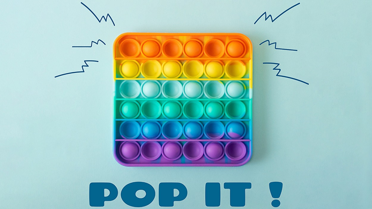«Бесконечная пупырка»: что за антистресс игрушки поп ит и симпл димпл