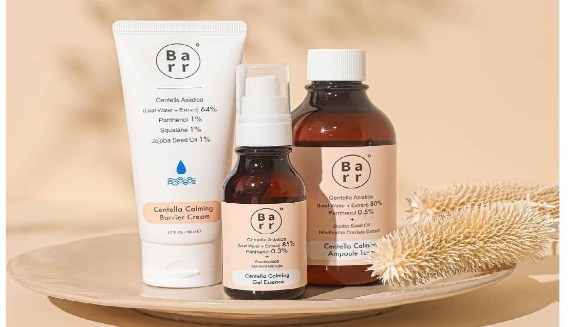 Уход за чувствительной кожей в осенне-зимний период вместе с BARR