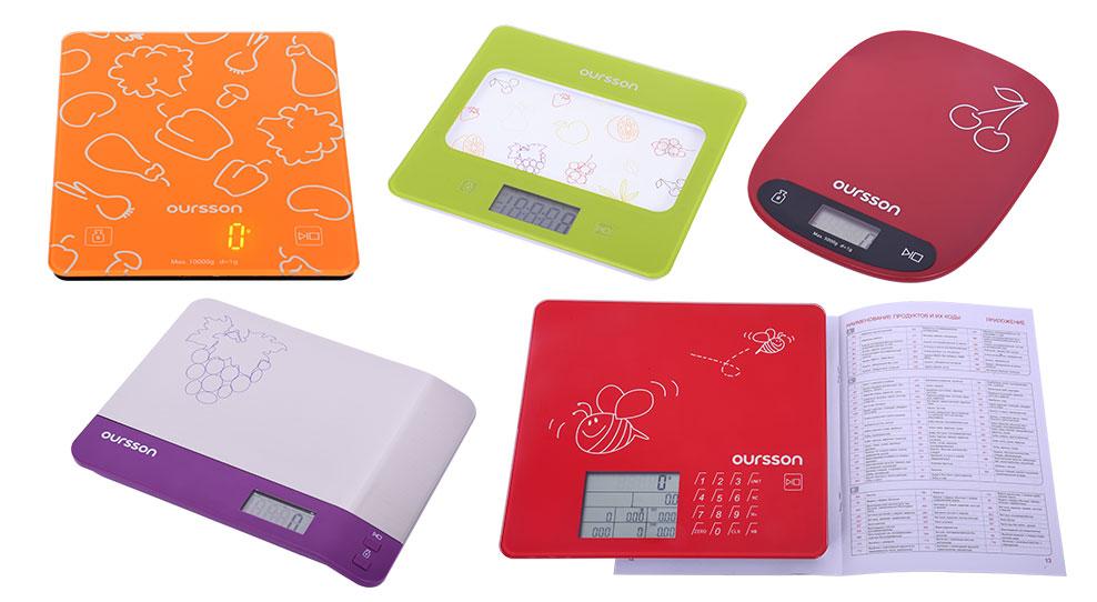Выбираем электронные кухонные весы