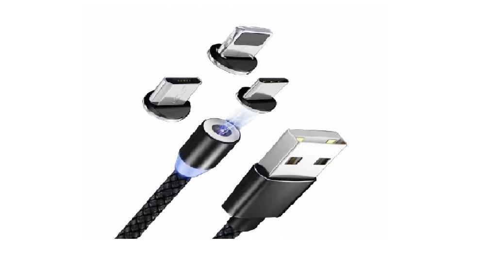 Магнитный кабель для зарядки смартфонов. Проблемы и правильное использование.